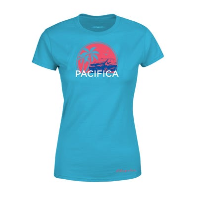 Pacifica Women's Sunset T-shirt