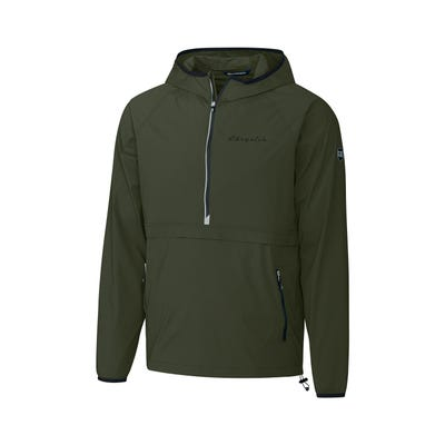 Men's Breaker Hooded Half-Zip Jacket