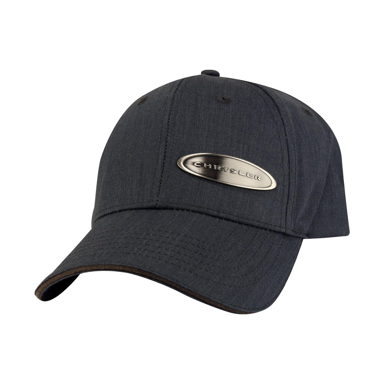 Graphite Emblem Cap