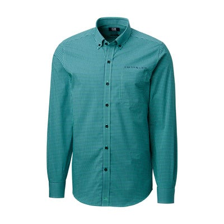 Men's Gingham Tailor Fit Shirt