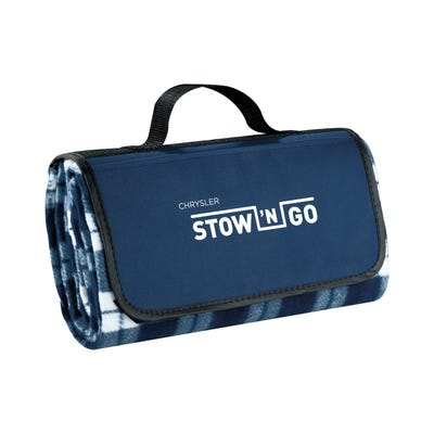 Stow-N-Go Picnic Blanket