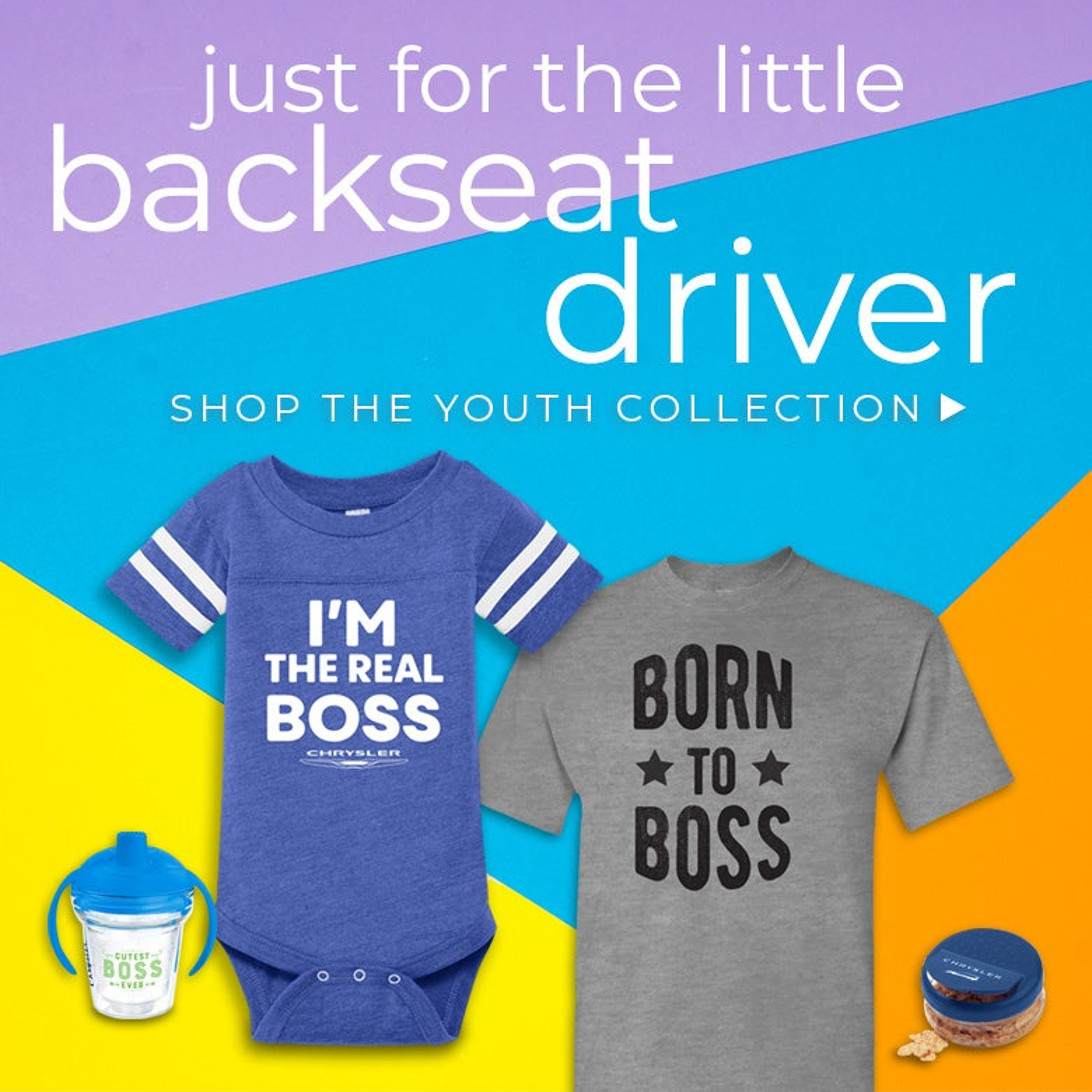 Little Backseat Driver